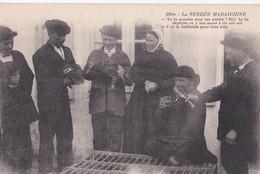 Carte 1920 LA VENDEE MARAICHINE /  (éditeur Nozais) - Sin Clasificación