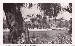 VIÑA DEL MAR, CERRO CASTILLO. PANORAMA. CHILE/CHILI - CIRCA 1960S. - BLEUP - Chili