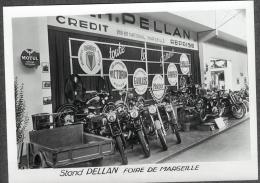 13 - Bouches-du-Rhône - Foire De Marseille Photo Stand De Mr. Pellan 1953, PUB HUILES MOTUL - Places