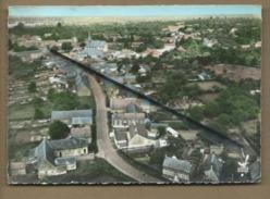 CPM - En Avion Au Dessus De....2 - Boué - (Aisne) - Vue Panoramique - La Rue De Nouvion - Autres Communes