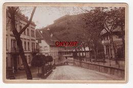 PHOTO CARTONNEE 16,5 X 10,5 Cms - BAD GRIESBACH (Allemagne-Deutschland)  Foto - PHOTO RARE - Photos