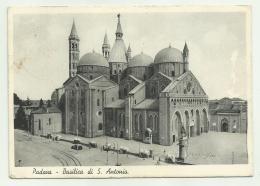 PADOVA BASILICA DI S. ANTONIO   VIAGGIATA  FG - Padova (Padua)