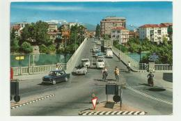 CASALE MONFERRATO - PONTE SUL PO  VIAGGIATA FG - Alessandria