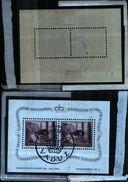 86431) Liechtenstein-1946- FOGLIETTO N.7-ESPOSIZIONE FILATELICA DI VADUZ-USATO - Liechtenstein