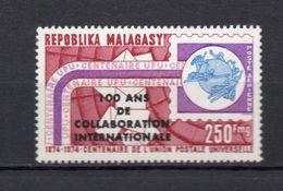 MADAGASCAR PA N° 146  NEUF SANS CHARNIERE  COTE  2.50€  UPU - Madagascar (1960-...)