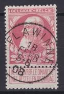 N°  74  FLAWINNE - 1905 Grosse Barbe