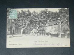 CASSIS   1905  /   RUE VICTOR HUGO    EDIT - Cassis