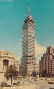 EL EDIFICIO MAS ALTO DE MEXICO CON 44 PISOS Y 210 M DE ALTURA - CIRCA 1960S. - BLEUP - Paraguay