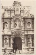 TEMPLO DE LA MERCED. LIMA, PERU - CIRCA 1950S. - BLEUP - Paraguay