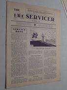 The IRC Servicer ( The International Resistance Company ) Monthly Bulletin / Helping Radio Serviceman DEC 1933 N° VI - Littérature & Schémas
