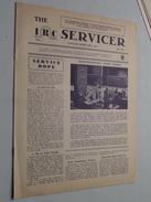 The IRC Servicer ( The International Resistance Company ) Monthly Bulletin / Helping Radio Serviceman 1934 N° VII - Littérature & Schémas