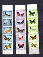 Cuba   1965  .-   Y&T  Nº   881/895 - Cuba