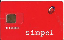 TARJETA GSM - Tarjetas Telefónicas