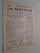 The IRC Servicer ( The International Resistance Company ) Monthly Bulletin / Helping Radio Serviceman 1934 N° IX - Littérature & Schémas