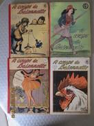 A  COUP DE BAÏONNETTE   1918      N° 14 - Magazines