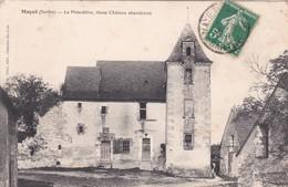 La Pivardiére Château Abandonné - Mayet