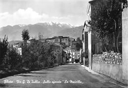 Cartolina Filetto Via Di Tullio 1967 - Massa