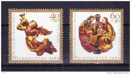 Duitsland Berlin 1989 Nr 819/20 ** Zeer Mooi Lot Krt 3576 - [5] Berlin