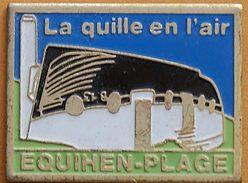 X..86 )......ECUSSON........EQUIHEN PLAGE.......... Département Du Pas-de-Calais - Villes