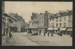 78 POISSY - Place Du Petit Marché - Poissy