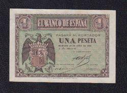 EDIFIL 427.  1 PTA 30 DE ABRIL DE 1938 SERIE D CONSERVACIÓN EBC+ - [ 3] 1936-1975 : Régence De Franco