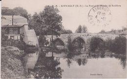 R 23 : Deux  Sèvres : AIRVAULT : Le  Pont  Et Le  Moulin  De  Soulièvre - Airvault