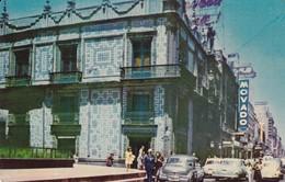 LA CASA DE LOS AZULEJOS/HOUSE OF TILES, MEXICO DF - CIRCA 1960S. - BLEUP - Mexico