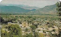 VISTA PANORAMICA/PANORAMIC VIEW. OAXACA, MEXICO - CIRCA 1960S. - BLEUP - Mexico