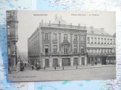 Place D'Armes Le Théatre - Valenciennes