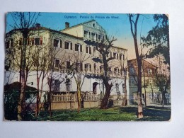 ALBANIA DURAZZO Durrës Plais Prince De Wied AK Old Postcard - Albania