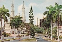 IGLESIA/CHURCH/EGLISE NUESTRA SEÑORA DEL CARMEN. PANAMA HILTON - CIRCA 1960S. - BLEUP - Panama