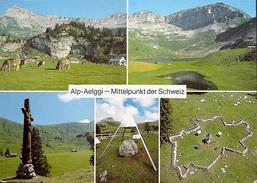 SACHSELN Alp-Aelggi Mittelpunkt Der Schweiz - OW Obwald