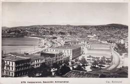 SECCION ALMENDRAL, VALPARAISO, CHILE/CHILI - CIRCA 1940S. - BLEUP - Postkaarten