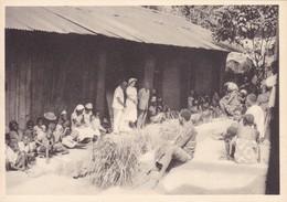 LANBORENE, GABON, AFRICA. 1956. - BLEUP - Gabon