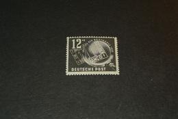 K12668- Stamp MNH  DDR - GDR 1 949- SC. B14- Stamp Day - DDR
