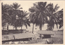 LANBORENE, GABON, AFRICA. PLAYA/PLAGE/BEACH 1956. - BLEUP - Gabon