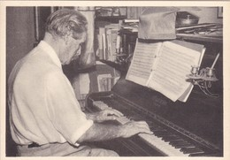 LANBORENE, GABON, AFRICA. PIANO 1956. - BLEUP - Gabon
