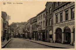 BELGIQUE - LIMBOURG - BILZEN - O. - L. Vrouwstraat. - Bilzen