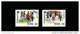 IRELAND/EIRE - 1989  EUROPA  SET  MINT NH - Nuovi