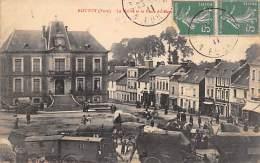 Routot        27      Le Marché  Et La Mairie    (voir Scan) - Routot