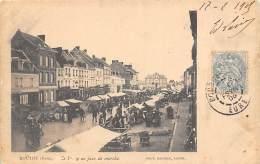 Routot        27      Le Bourg Jour Du Marché E    (voir Scan) - Routot