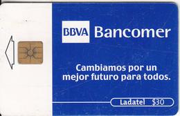MEXICO - BBVA Bancomer, Used - Mexico