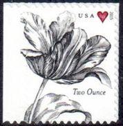 USA Timbre Adhésif Tulipe Ancienne 2 Ounce 2015 ** - Neufs