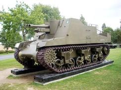 """WW2 - Char Automoteur Britannique """"Sexton"""" Avec Canon De 25 Livres - Vehicles"""