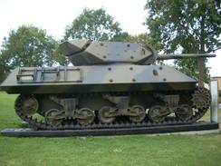 WW2 - Char M10 Tank Destroyer - Vehicles