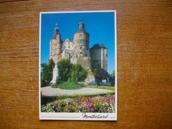 Montbéliard , Le Château - Montbéliard