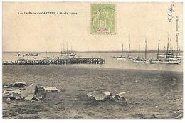 GUYANE - La Rade De CAYENNE à Marée Basse - Cayenne