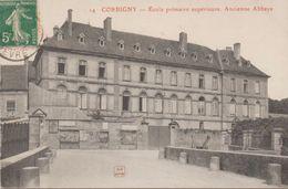 Corbigny - école Primaire Supérieure, Ancienne Abbaye - Corbigny