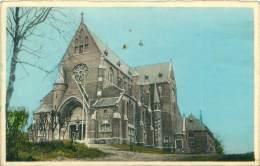 CHEVREMONT - La Basilique Et Le Couvent Des Pères Carmes Déchaussés - Belgique