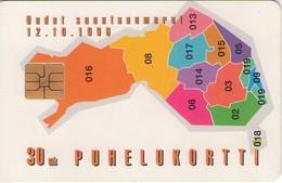 TARJETA TELEFONICA DE FINLANDIA (388). - Finlandia